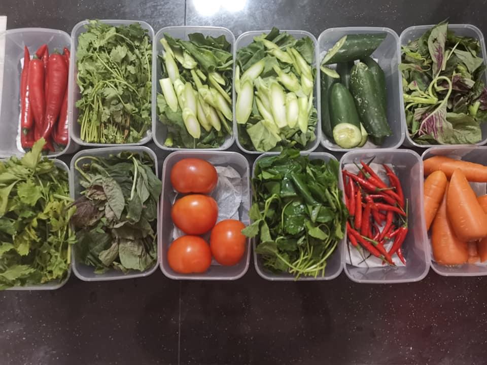 Borong Bekas Plastik, Ini Cara Simpan Sayur Tahan Segar Lebih Seminggu