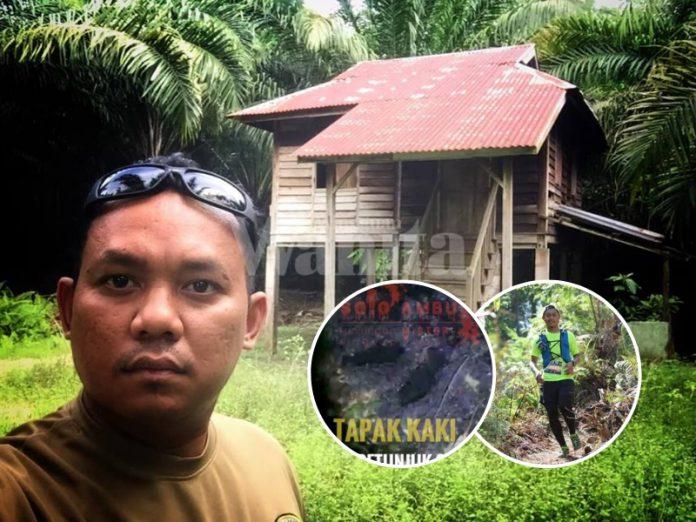 Misi Tinjauan Acap Oleh Solo Ambush, Jumpa Kesan Tapak Kaki Dalam Lumpur