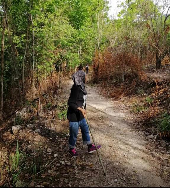 'Acap.. Acap..' Rasa Macam Panggil Anak Sendiri, Selagi Belum Jumpa Mak Anjang Terus Cari