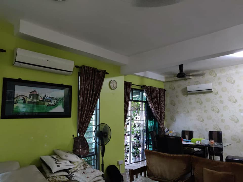 Rumah 2 Tingkat Ber'Aircond', Bil Elektrik Kurang RM70 Sebulan, Begini Cara Penjimatannya