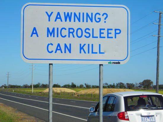 Awas! Anda Bakal Kena Serangan Microsleep, Bila Ada 10 Tanda Ini
