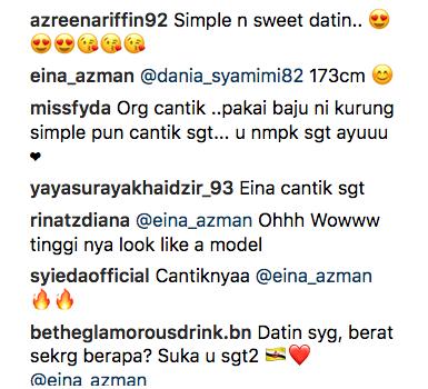 Pakai Kurung Cotton RM50 Je, Beli Kat Mydin, Eina Azman Tetap Cantik!