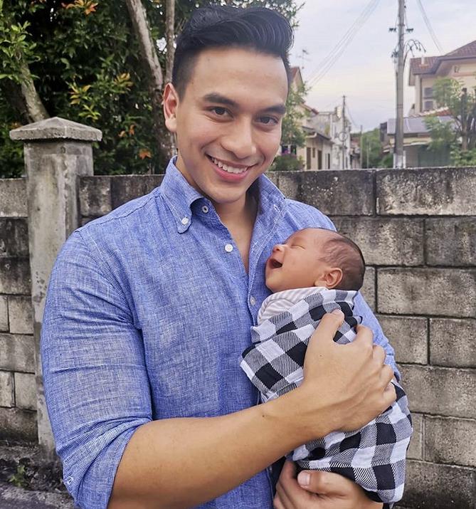 Dr Say Tak Berkira Jaga Anak, Asalkan Isteri Tenang Dalam Pantang