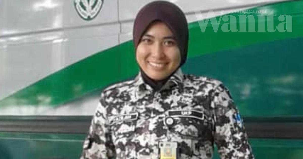 Hati Kena Cekal Bila Bertugas Sebagai Kopral Penjara Siti Fazilah Mingguan Wanita