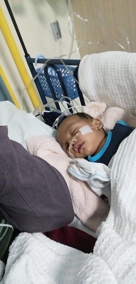 Mulanya Anak Batuk Biasa, Sudahnya Ke Emergency Ditahan Wad Akibat Jangkitan Paru-paru