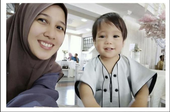 Lima Bulan Jaga Makan & Emosi, Anak Derita Ekzema Pulih Sepenuhnya