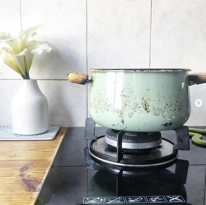 'Bau Asap Masih Tebal..' Diana Amir Hampir Bakar Rumah Sebab Terlelap Penat
