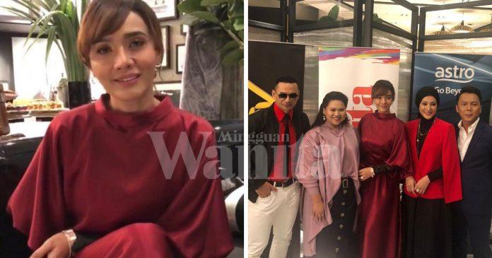 Siti Elizad Teruja Jadi Pengacara Mingguan Wanita Talkshow Musim Kedua