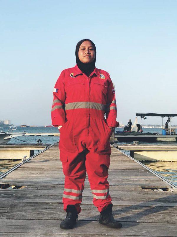 Wanita Luar Biasa! Bila Gaji Tinggi, Rupanya Risiko Pun Makin Mencanak