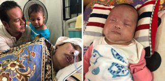 Isteri Koma Cuma Bergantung Susu, Selamat Lahirkan Bayi Pramatang