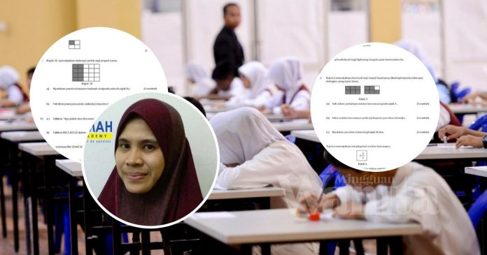 Guru Ini Kongsi Soalan Matematik UPSR, Latih Tubi Bantu Pelajar Lemah