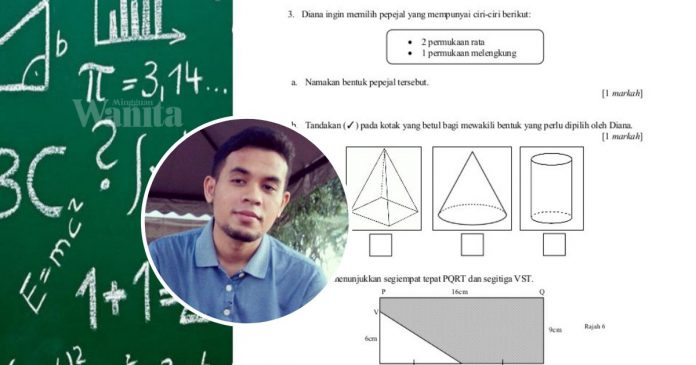 Guru Dedah 4 Tip 'Mencuri' Dalam Ujian Matematik UPSR, Kertas 2