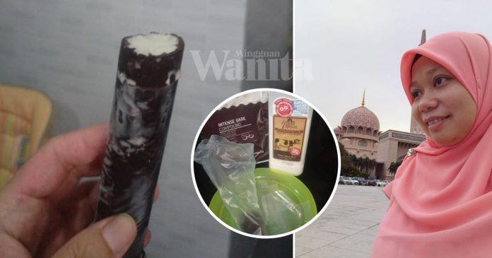 Guna 2 Bahan Buat Resepi Aiskrim Malaysia Ala Magnum, Lagi Senang!