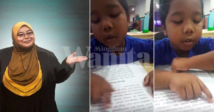 Cara Berkesan Guru Ini Bantu Anak Tahap 2 Faham Petikan Yang Dibaca