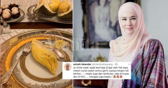 Tip Diraja Makan Durian, Cara Ini Buat Tangan Tak Berbau