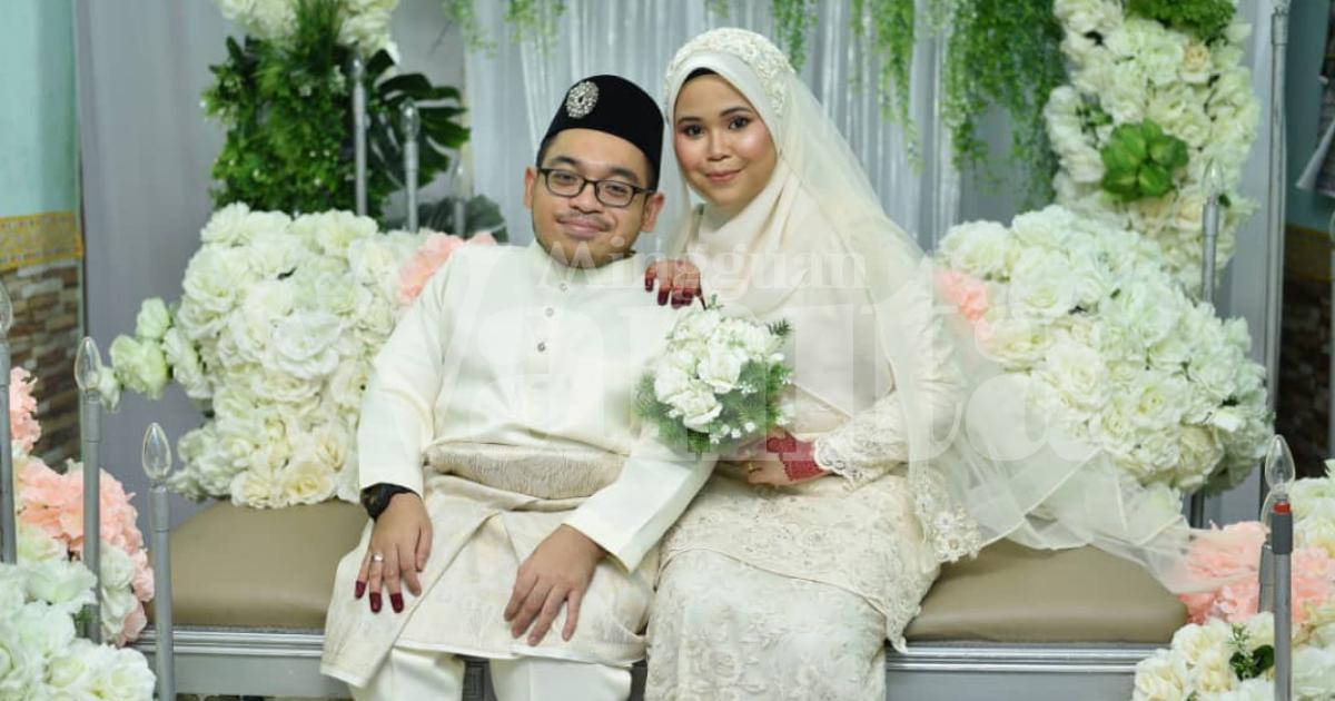 Kisah Cinta Luar Biasa Nursyazwani Dan Syukri Curi Perhatian Netizen