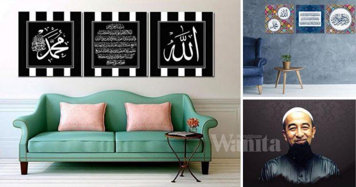 Sebenarnya Boleh Ke Tak Gantung Ayat Quran Pada Dinding Rumah