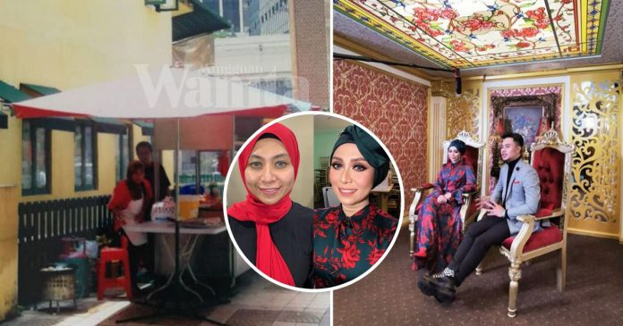 Bertahun Kakak Sorok Duit 'Makeup', Rupanya Jadi Modal Niaga Dato Alha