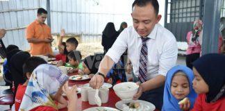 Kata Dr Maszlee Malik, Program Pemakanan Percuma Berpandukan Menu Sihat Dan Enak