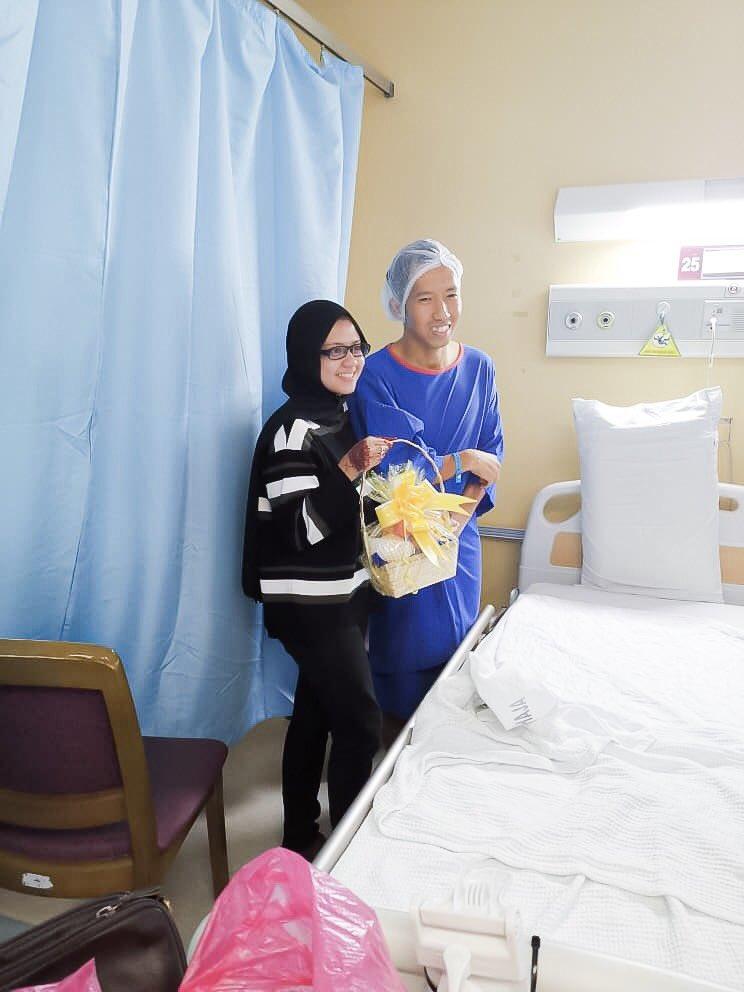 'Mama Je La Sanding Nanti' Gurauan Anak Perempuan Betul-betul Makbul