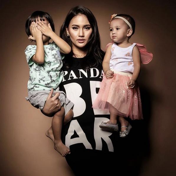 'Baik Single Daripada BERSAMA Orang Yang Salah' Padu Pesan Fasha Sandha