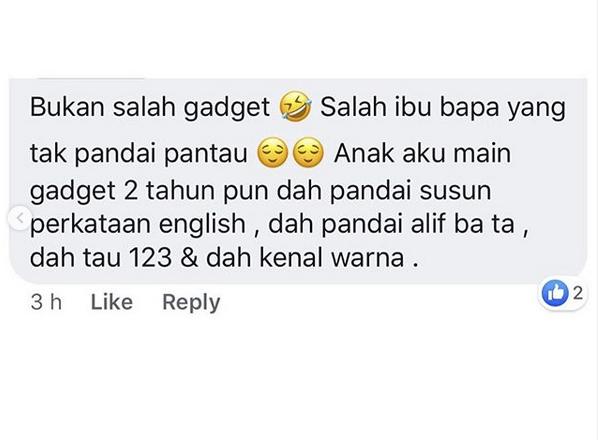 Attar Speech Delay, Wawa Zainal Akui Silap Dedahkan Gajet Seawal Usia