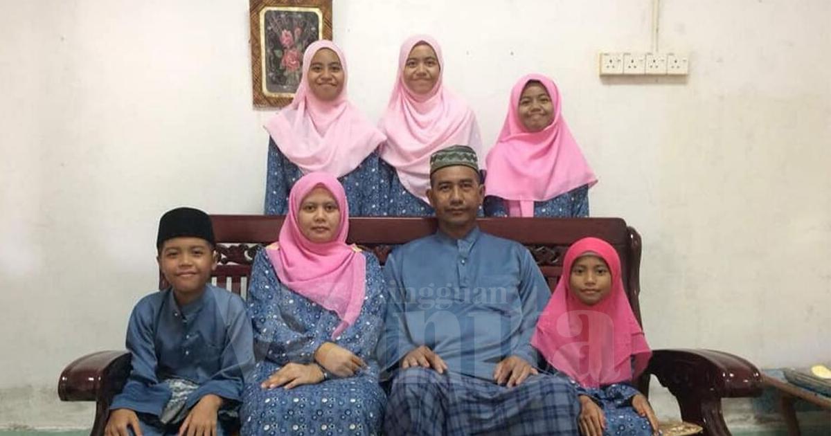 Dua Anak Dikesan Buah Pinggang Bocor, Mak Kena Jadi Super Mom!