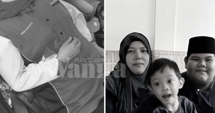 Ibu Meninggal Dunia Dalam Kereta, Ketika Tunggu Anak Balik Sekolah