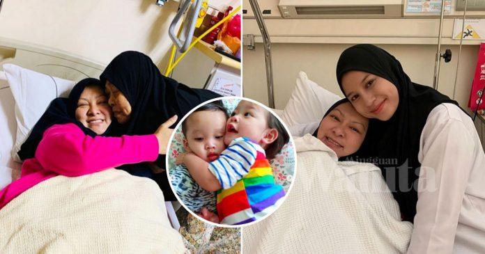 Memey Ziarah Abby Abadi, Bergabung Pam Susu Untuk Stok Baby D