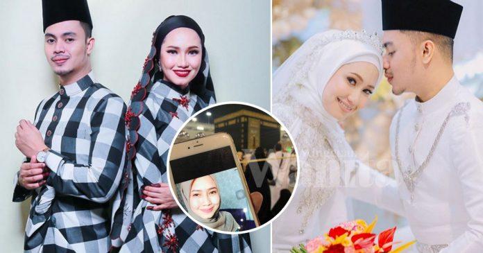 'Hari-hari Kat Umrah Saya Doa Jodoh Kita Panjang..' Tertunainya Impian Alha Alfa
