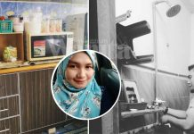 Rutin Anak Menantu, Sebelum Tinggal Abah Kemas Rumah Kampung Bagi Bersih