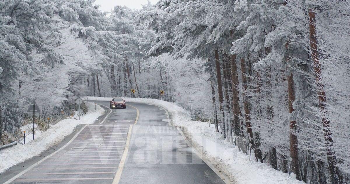 Jeju, Musim Sejuk Umpama Kat Narnia, Best Sangat Percutian Wanita Ini