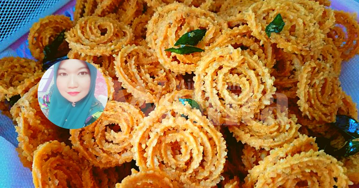 Tips Cara Buat Muruku Yg Mudah Rangup Giler How To Make Muruku Ramadan Special 2020 Chef Dave Youtube