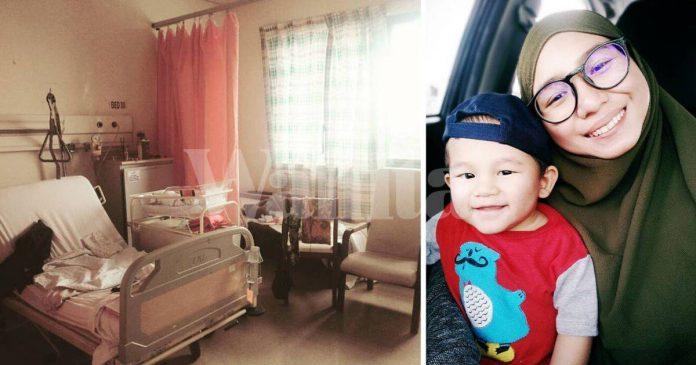 Wanita Ini Kongsi Panduan Bersalin Full Paying Patient, Di Hospital Kerajaan
