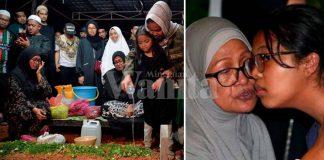 Al Fatihah.. Kuatnya Hati Isteri Pitt Hanif, Tabahnya Ibu Fauziah Nawi