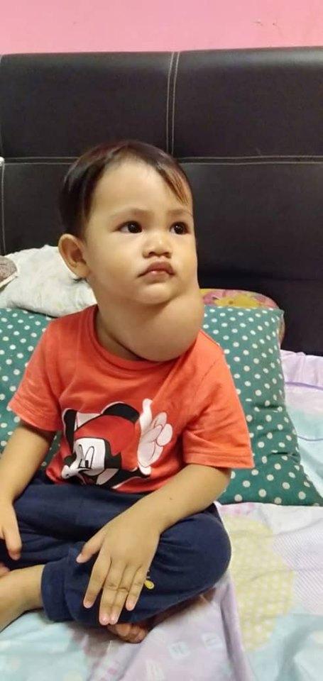 'Nak Telan Makanan Pun Sukar' Tolong Doakan Pembedahan Icha Berjalan Lancar