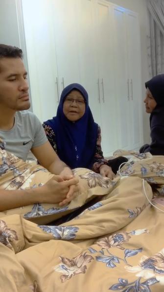 Hampir 3 Bulan Selisih Faham, Aliff Syukri Pilih Berdamai Dengan Isteri