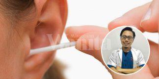 Bahaya Kerap Korek Telinga Guna Putik Kapas, Boleh Sebabkan Gegendang Bocor