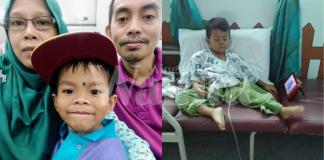 Anak Sakit Buah Pinggang, Usia Lima Tahun Dah Perlu Dialisis Air 10 Jam Semalam