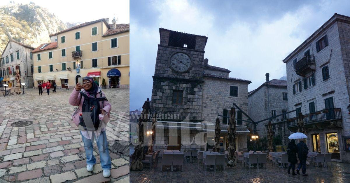 Nama Aje Kotor, Tapi Kota Lama Di Montenegero Ini Cantik Sangat!