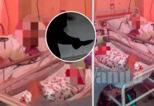 Allahu.. Guru Sarat Hamil Ditikam Suami, Selamat Lahirkan Bayi Lelaki