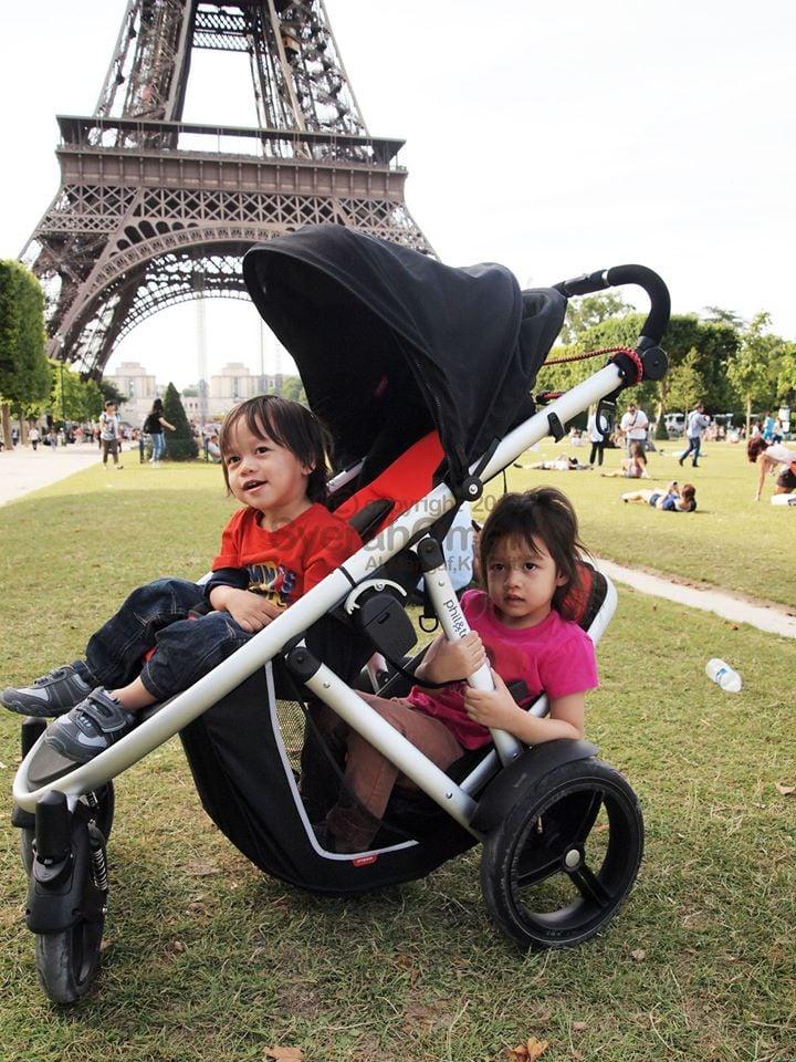 Bawa Sama Anak Istimewa Travel Ke Luar Negara, Jangan Rasa Terbeban