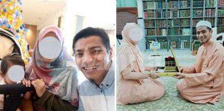 Da'i Farhan Jawab Isu Kahwini Janda Anak 8, Tanpa Restu Isteri Pertama