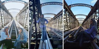Jambatan Victoria Punyalah Epic, Jadi Tumpuan Bergambar, Ini Cerita Asal Usulnya