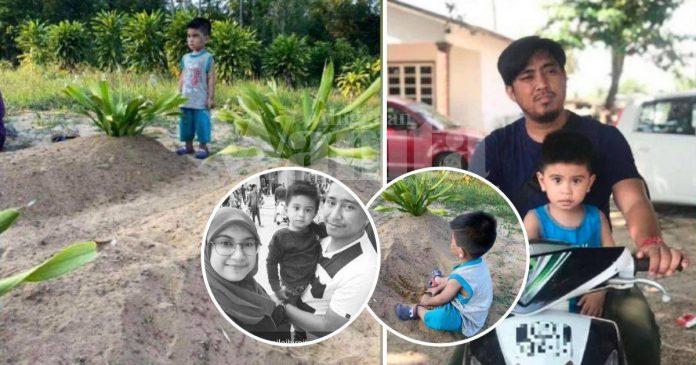 Dekat Dua Bulan Arwah Ibu Dan Ayah Pergi, Arfan Luah Rindu