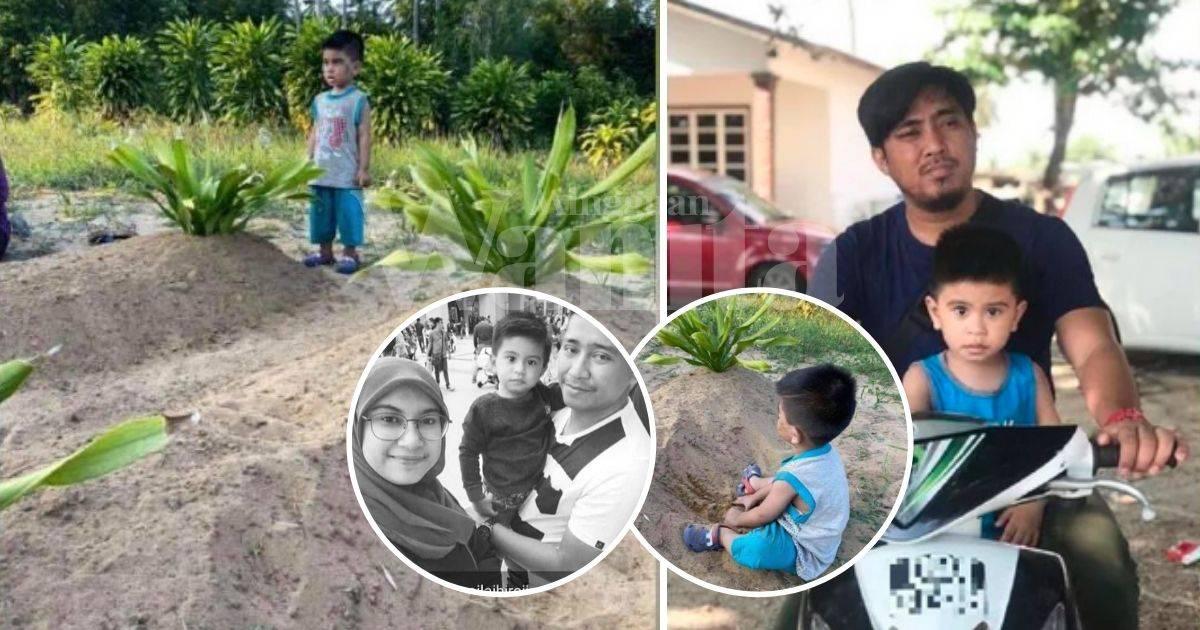 Dekat Dua Bulan Arwah Ibu Dan Ayah Pergi Arfan Luah Rindu