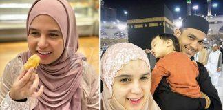Nampak Isteri Letih Mengandung Anak Kedua, Ini Doa Saharul Ridzwan Bacakan