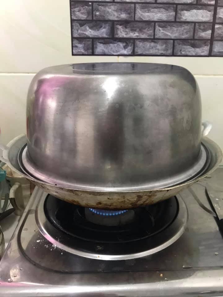 Kek Span Marble Susu Sukatan Cawan Mudahnya Bakar Guna