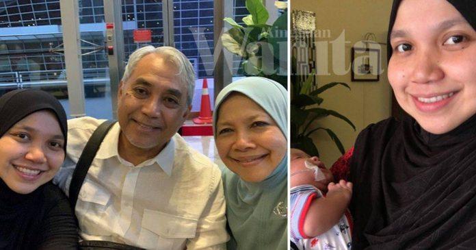 Prof. Muhaya Dan Anak Kedua, Berkongsi Persamaan Kehilangan Anak Lelaki Pertama