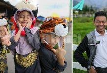 Kalau Takut Disapu Orang, Jangan Bagi Anak Bersmiggle Di Depan Kawan